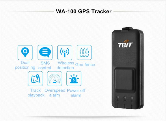 Remote Control BDS GPS Combined Tracking Device With Polygon Geo-fence Alarm