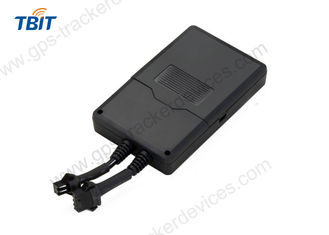 China Small Geo Fencing Car GPS Tracking Device Quad Band With Power Cable Socket supplier