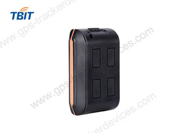 China Portable Small GPS Tracker Device With GPS / LBS Locating Built In Powerful Magnets supplier