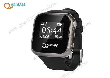 China Fashion Touch Screen Child Locator Watch With Bluetooth / Geo Fence Alarm supplier