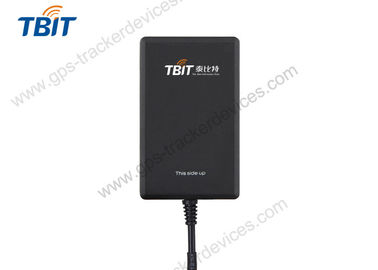 China Black Quad Band GPS Locator Device For Vehicles Global Positioning Tracking supplier