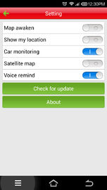 China Customized Multiple Language GPS Car Tracking Software Google Map Management supplier