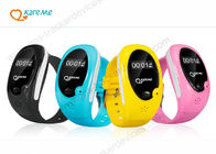 China GSM GPS Bracelet Touch Screen Watch Phone For Kids Direct Phone Calling company