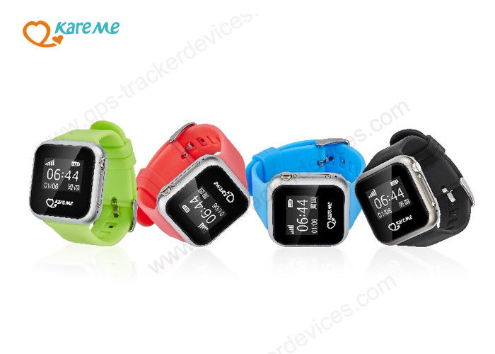 Touch Screen Sos Gps Tracker Watch Small Tracking