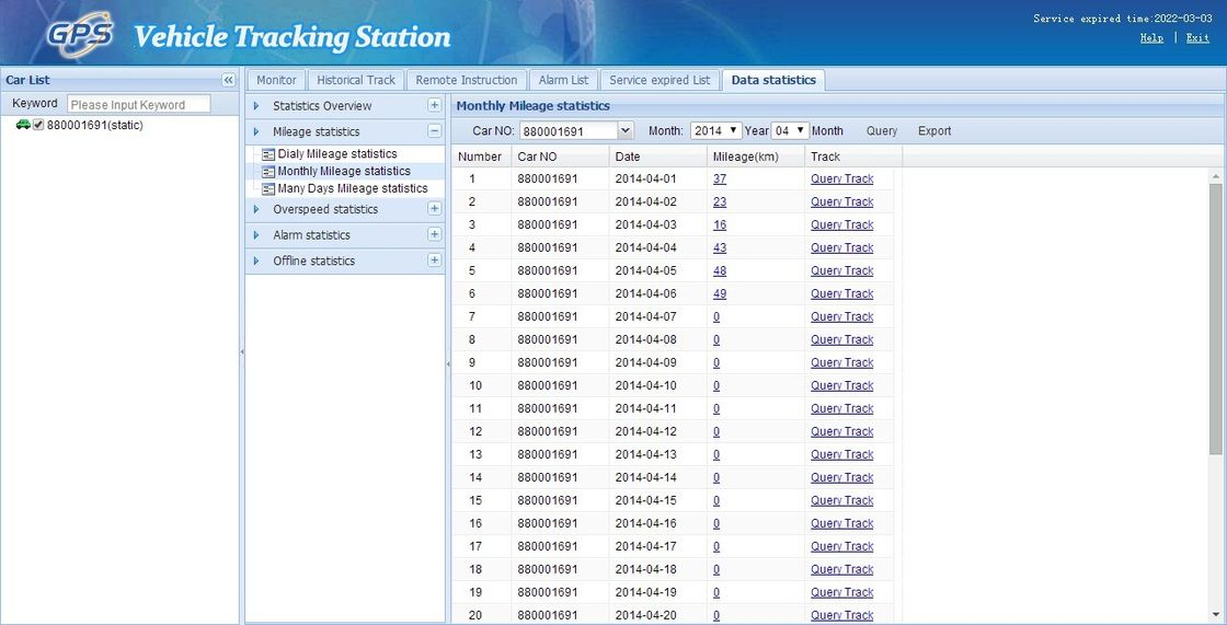 No Monthly Fee Web Based GPS Tracking Software Unlimited