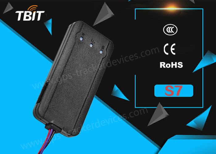 Dual Mode Real Time Positioning Gps Vehicle Tracker