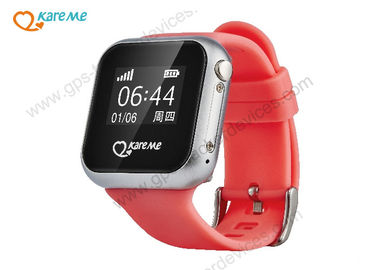 Children SOS GPS Tracker , Hidden Wrist GPS Heart Rate Monitor Watch