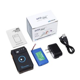 Remote Control SOS GPS Tracker / Wireless GPS Car Tracker Stable Performance