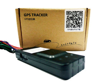 Anti Theft Mini GPS Tracker Device GPS / GSM Module With One Year Warranty