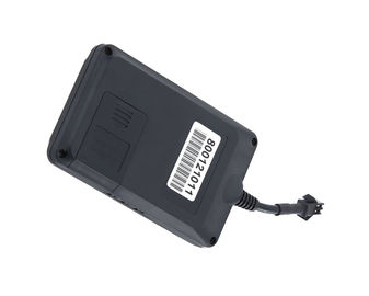Black Anti Lost Car GPS Tracker With 0.3m/s Speed Accuracy And Quad-band GSM