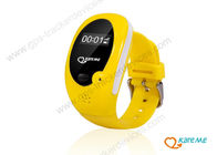 Child Safety Emergency GPS Tracker Device / GPS Watch Phone For Kids