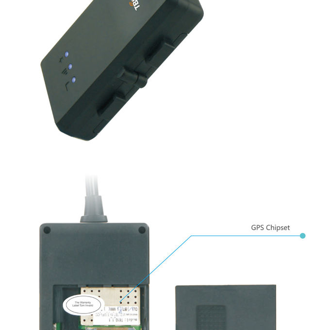 Small Electric Motorcycle GPS Tracker Device Real Time Location On Webserver / APP